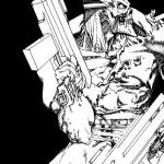 Terminator – The Enemy Within (Prelim Sketch)