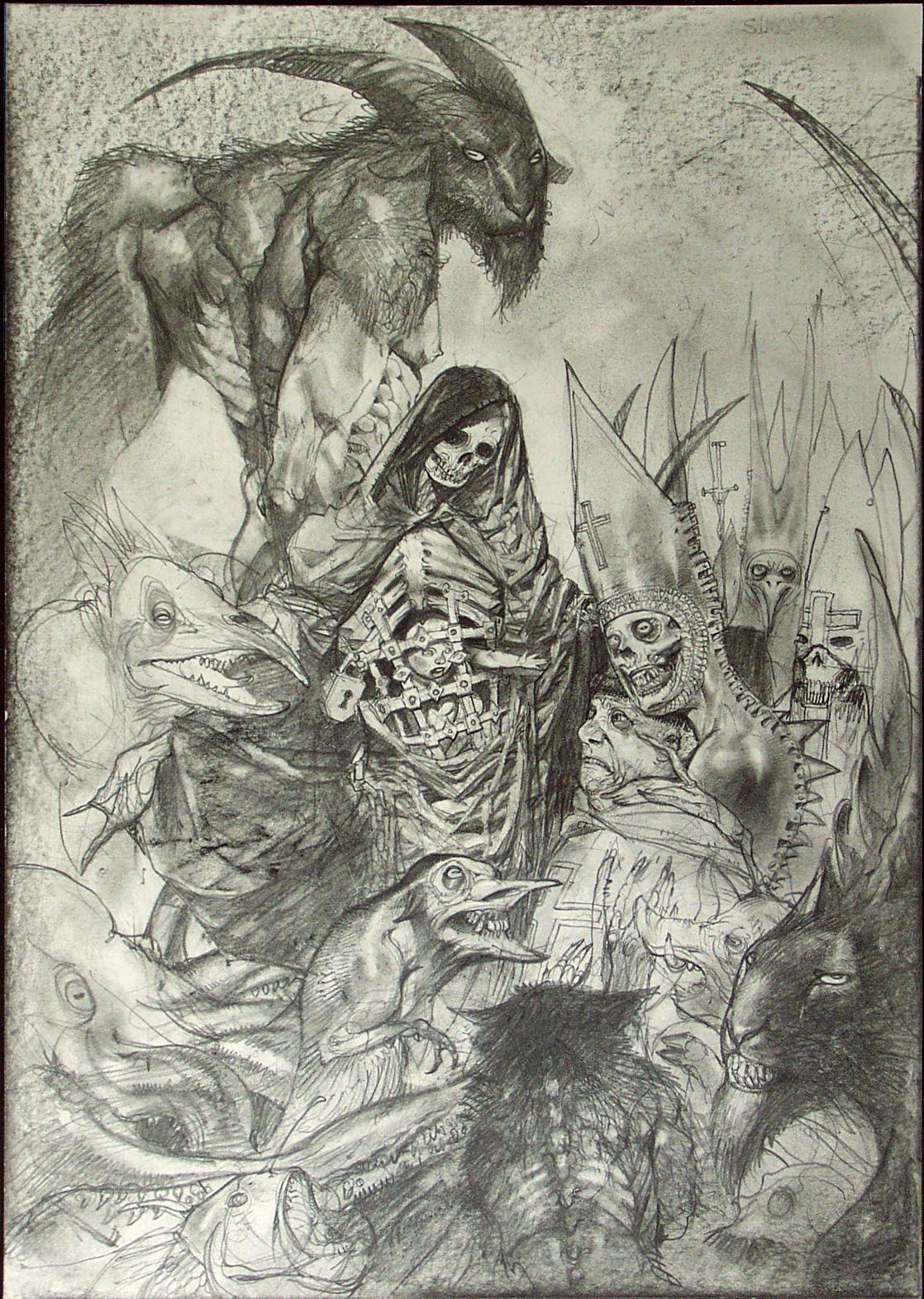 biblical sketches - photo #18