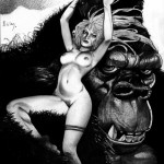 Simon Bisley - Girl-Kong