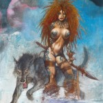 Wolf Huntress