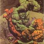 hulk vs the thing